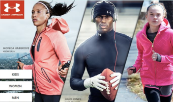 Under Armour Clothes Starting at ONLY $9.98!