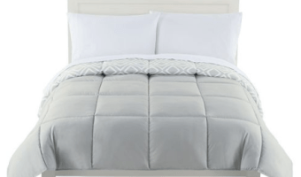 The Big One Down Alternative Reversible Comforter ONLY $21.24 & More Kohl's Deals!