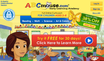 ABCMouse.com: FREE for 30 Days!