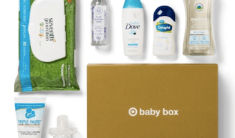 Target Baby Box, ONLY $7 Shipped ($24 Value)