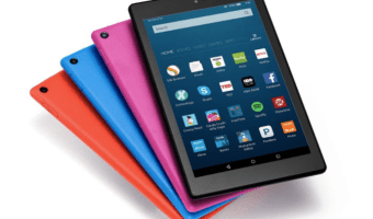 16 GB Kindle Fire HD 8 Tablet with Alexa at BEST Price!