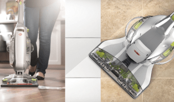 Hoover FloorMate Deluxe Hard Floor Cleaner at BEST Price!
