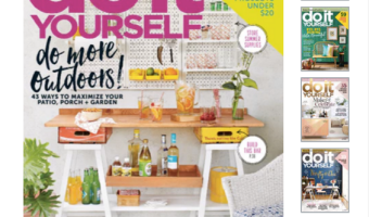 One Year Subscription to Do It Yourself Magazine Just $11.95