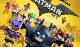 The Lego Batman Movie Blu-ray + DVD + Digital Copy Just $9.99 (Reg. $24.99)
