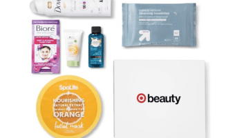 Target Beauty Box Ships for $7 ($21 Value!)