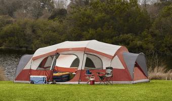 Northwest Territory 21′ x 14′ Tent Only $99 (Reg. $279.99!)