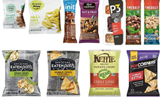 Free Snack Box from Amazon ($9.99 Value!)