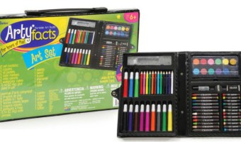 58% Off Darice 68-Piece Art Set