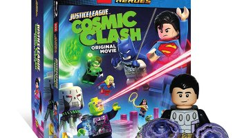 Lowest Price On LEGO DC Comics Justice League Cosmic Clash Blu-ray Combo