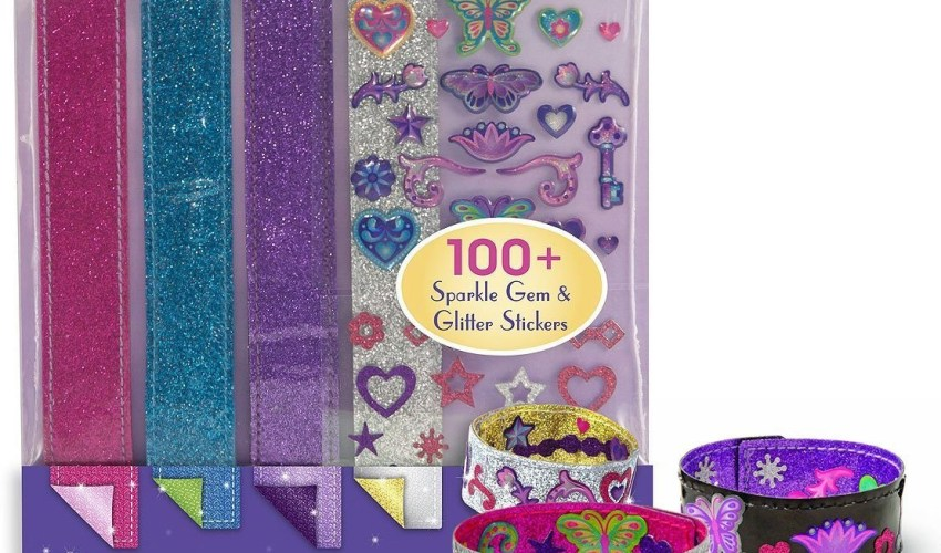 Melissa and Doug Design-Your-Own Bracelets Kit At A Great Price