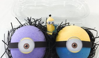Great Price For Minions Surprise Bath Bombs Gift Set