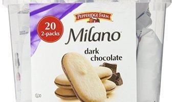 Great Price On Pepperidge Farm Milano Cookies