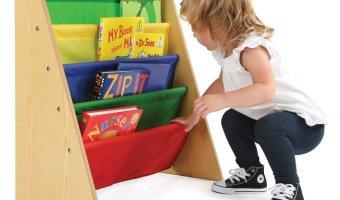 Great Price On Tot Tutors Kids Book Storage Rack