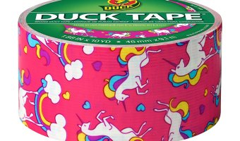 45% Off Duck Brand Unicorn Printed Duct Tape