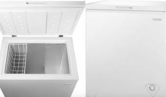 SAVE $70! Insignia Chest Freezer Only $99.99!