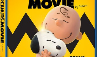 55% Off The Peanuts Movie On Blu-Ray Combo