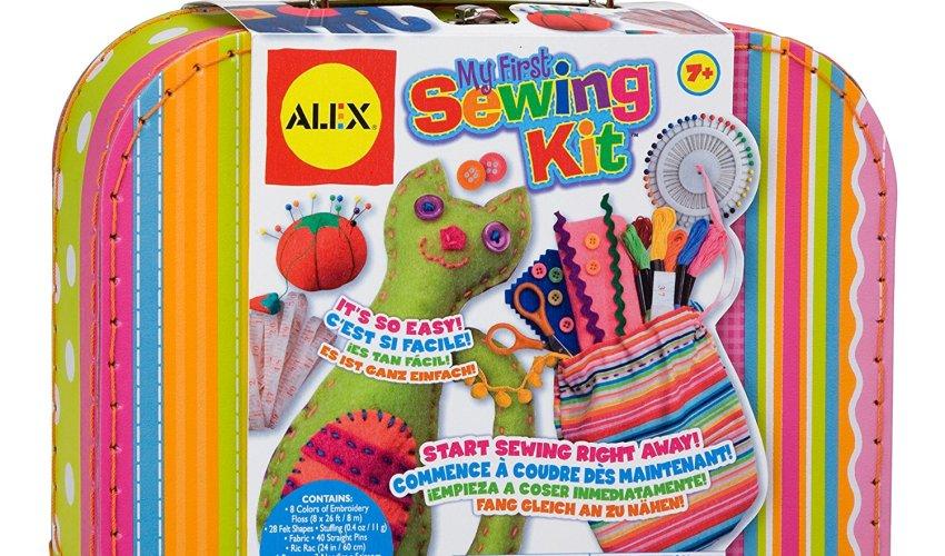 ALEX Toys Craft My First Sewing Kit $16.94 (reg. $35)