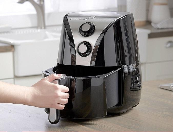BLACK+DECKER PuriFry Oil Free Air Fryer