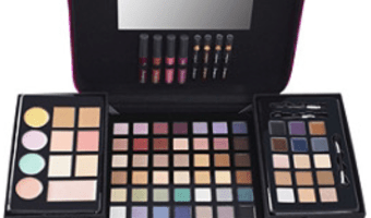 Be Gorgeous 76-Piece Makeup Kit ONLY $14.49
