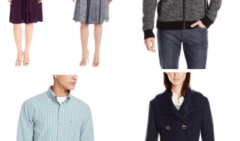 Up to 60% Off Dressy Men and Women's Clothing Today Only