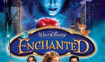 Enchanted DVD + Blu-ray At 40% Off