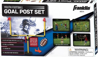 Save up to 50% on Select Franklin Sports Products