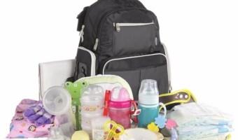 Graco Gotham Baby Diaper Bag Organizer System $26.77 (reg. $49.99)