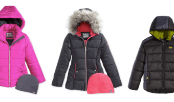 *HOT* Macy's.com: Kids Puffer Jackets ONLY $15.99!