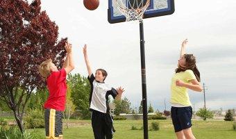 Lifetime Pro Court Adjustable Basketball Backboard At 43% Off
