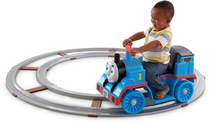 Power Wheels Thomas & Friends Train with Track $87.50 (reg. $139.99)