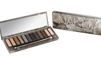 Urban Decay Naked Smoky Eyeshadow Palette Only $24.97 (Reg. $54)