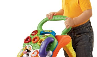 VTech Sit-to-Stand Learning Walker At The Best Price