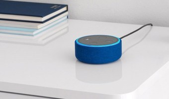 Amazon Echo Dot $29.99 Today Only (reg. $49.99)