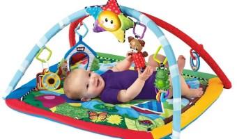 Baby Einstein Caterpillar and Friends Play Gym $28.50 (reg. $64.99)