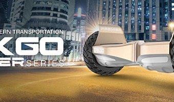 EPIKGO Premier Self Balancing Hover Board Scooter $398.99 (reg. $999.99)