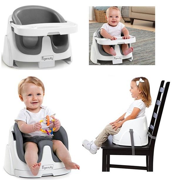 Ingenuity Baby Base 2-in-1 Seat
