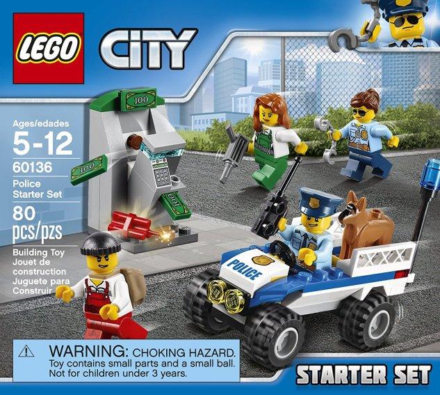 LEGO City Police Police Starter Set