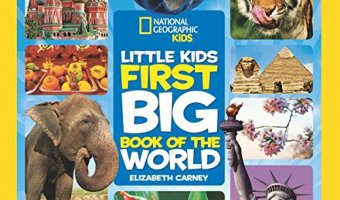 National Geographic Kids First Big Books As Low As $4.78 (reg. $14.99)