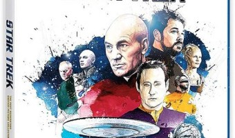 Star Trek: The Next Generation Collection On Blu-ray $14.99 (reg. $34.99)