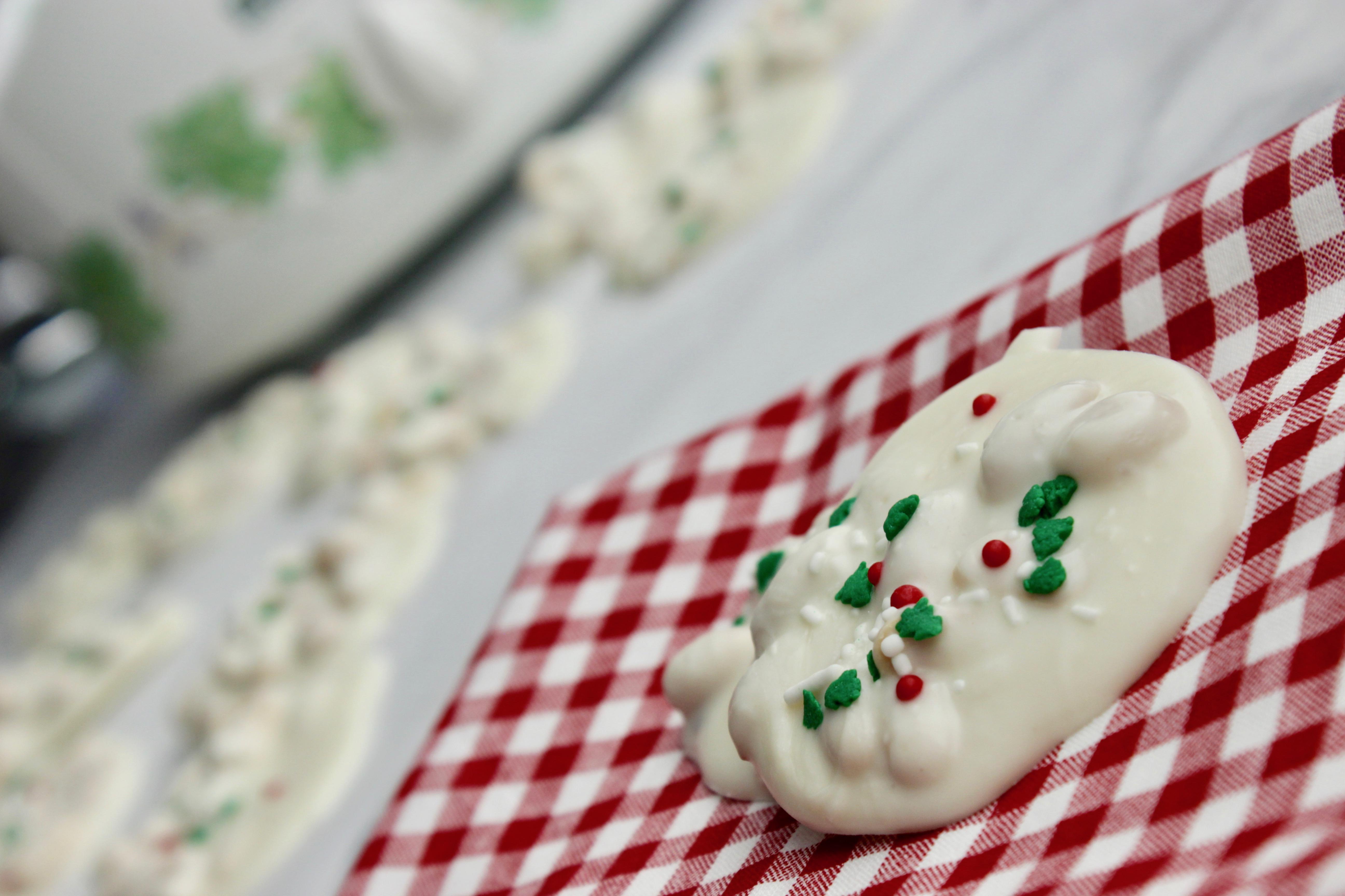 White Chocolate Crockpot Candy