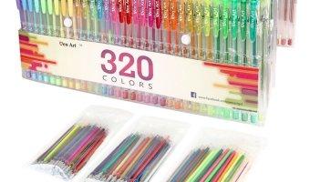 320ct. Aen Art Gel Pen Set $20.99 (reg. $48)