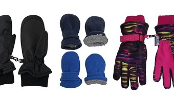 N'Ice Caps Kids Winter Gloves and Mittens As Low As $9.74 (reg. $12.99+)