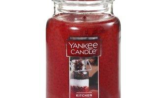 Yankee Candle Kitchen Spice Large Jar Candle $10 (reg. $27.99)