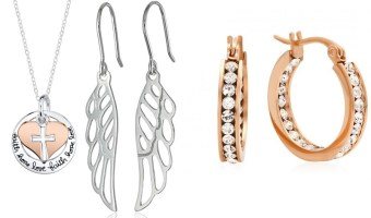 Valentine's Day Jewelry As Low As $7.48 (reg. $13.84+)