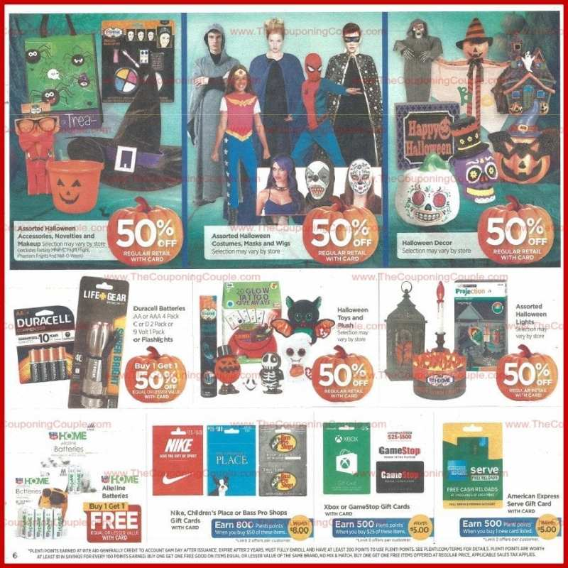 rite aid weekly ad scan 10 8 17 14 preview