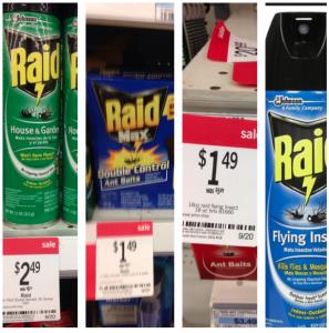 Raid Bug Kmart