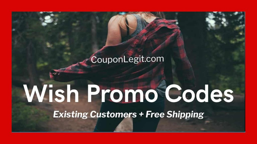wish promo codes for existing customers free shipping 2020
