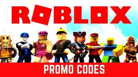 roblox promo codes 2020