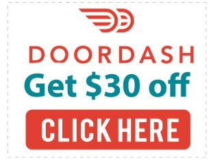doordash coupon