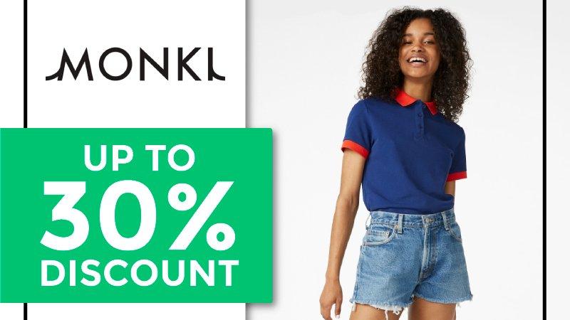monki discount code